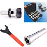 ER25 plain shank starter kit