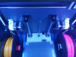 Bondtech extruders in the Sigma