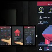 Raise3D Progress tracking