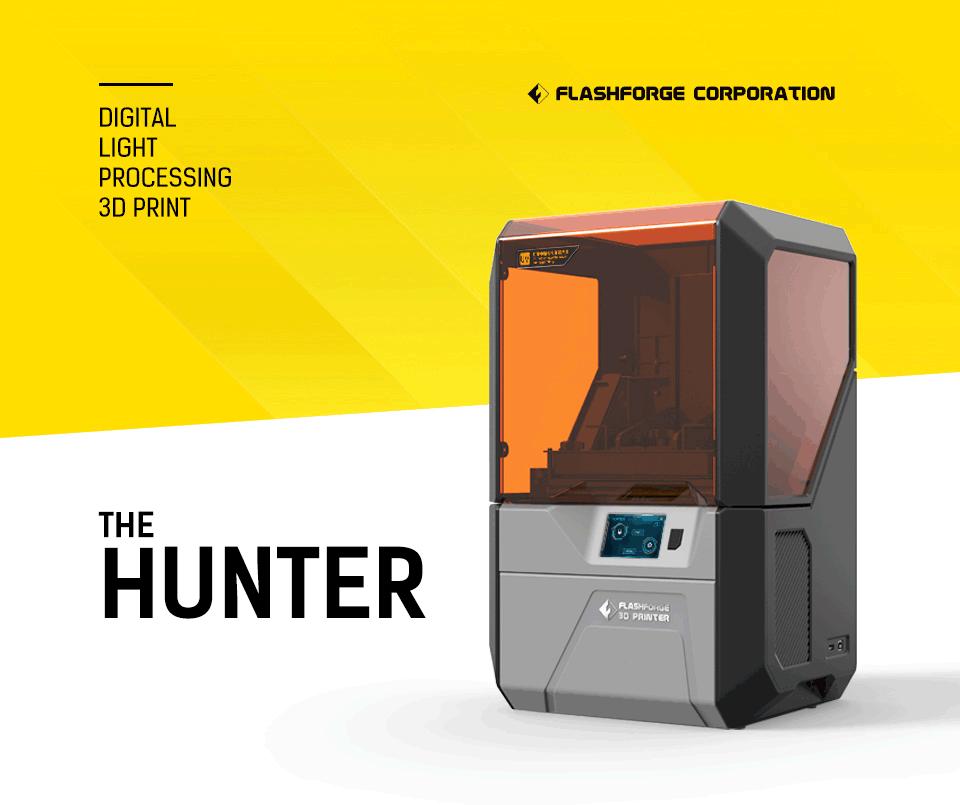 FlashForge Hunter